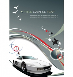 Car image vector