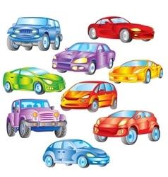car2 vector image