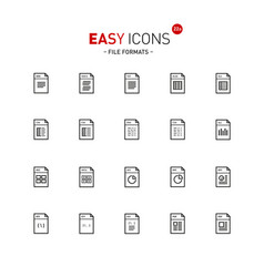Easy icons 22a database vector