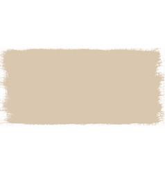 Grunge background border vector