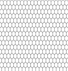 Snake skin texture Seamless pattern black and vector