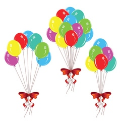 Bunch of Balloons4 vector
