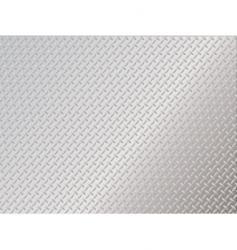 metal anti slip spaced vector image vector image