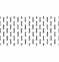 Geometric grunge line pattern vector