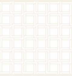 seamless lattice pattern modern stylish subtle vector image