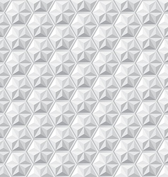 Abstract geometric triangle hexagon seamless vector