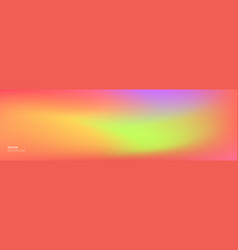 Gradient background with purple color abstract vector