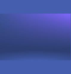 Room background with spotlight gradient vector