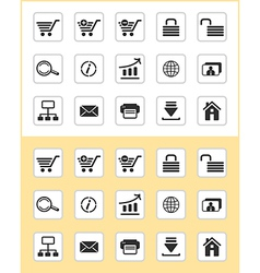 www icons vector image