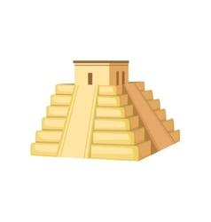 Indian Temple Mexican Culture Symbol vector