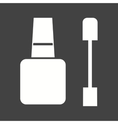 Nail Treatment Items vector
