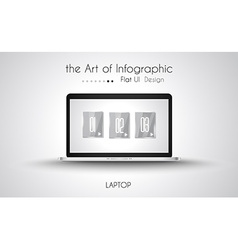 LaptopINFOglass vector