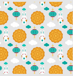 Pattern dedicated to the chinesefestival vector