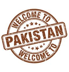 Welcome to pakistan vector