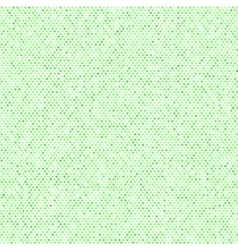 Halftone Pattern Green Dotted Background vector image