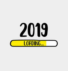 Doodle download bar2019 loading text vector