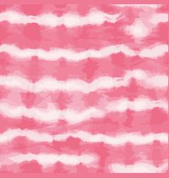 Tie dye stripes seamless pattern hand vector