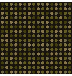 Seamless camouflage military background vector