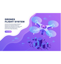 Digital entertainment flight drone aerial photo vector