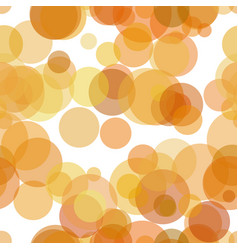 Repeating abstract dot background pattern vector