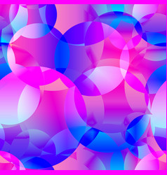 abstract seamless background of space blue and vector image