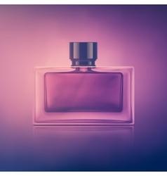 Perfume Boottle vector image