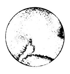 grunge ring stamp vector image