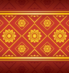 Patterns Thai 2 vector
