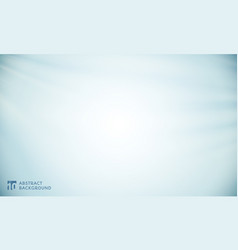 abstract light blue silky cloth background vector image