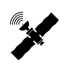 GPS satellite vector image