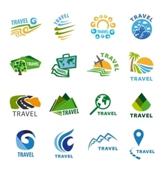 Travel Logo Template vector