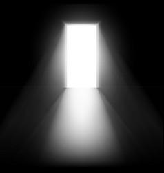 Double open door vector