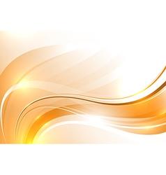 wavy composition vector image
