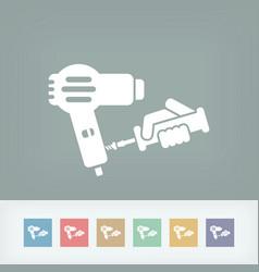 Dryer assistance vector