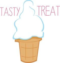 Tasty Treat vector image