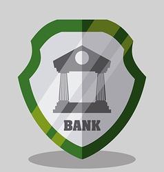 bank design vector image