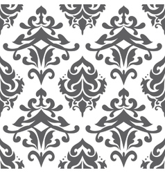 Islamic Damask Pattern vector image vector image