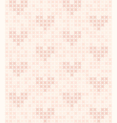 rose heart pattern seamless vector image