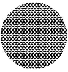 Doodle circle 02 vector