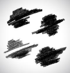 Grunge Stroke vector image