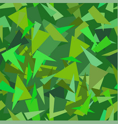 modern colored pattern seamless green texture vector image