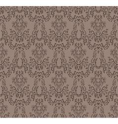 seamless wallpaper1 vector image