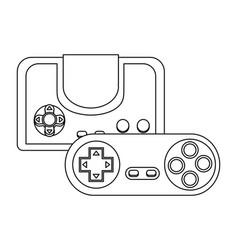 video games design vector image