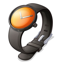 A black watch vector