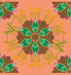 Shirt seamless background pattern tropical vector
