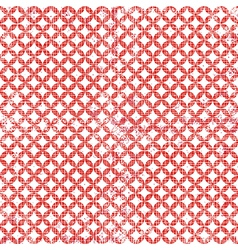 valentines gift red textures vector image