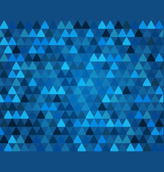 elegant dark blue geometry endless pattern with vector image