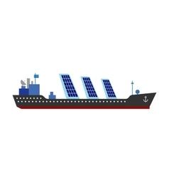 Ship sun energy vector