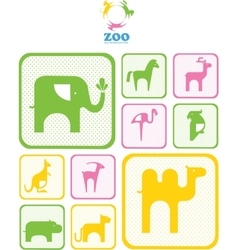 Zoo logo vector