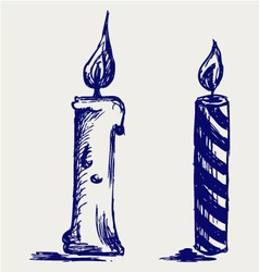 Set candles vector